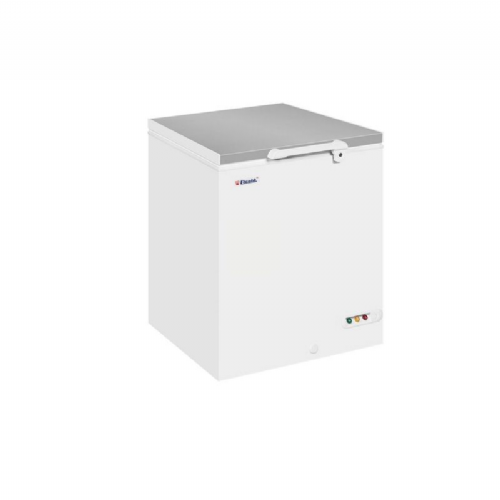 Elcold EL22SS Solid Lid Chest Freezer